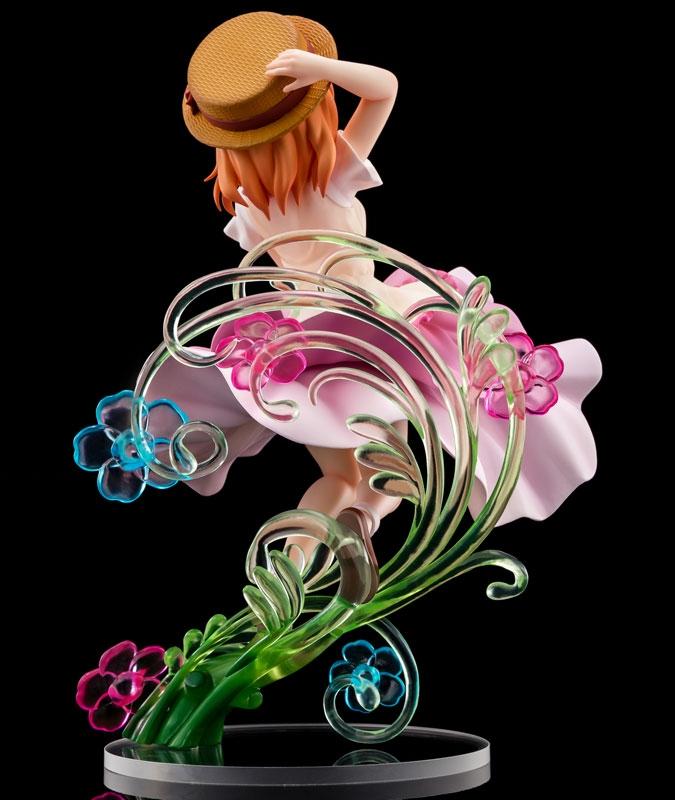 【フィギュア】ご注文はうさぎですか?BLOOM ココア 花ざかり♥サマードレスVer. 1/7スケール ABS&PVC 製塗装済み完成品【特価】 サブ画像4