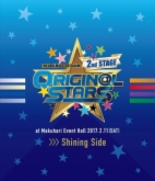 THE IDOLM@STER SideM 2nd STAGE~ORIGIN@L STARS~ Live Blu-ray 【Shining Side】