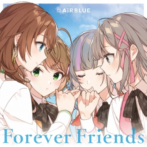 【マキシシングル】CUE! 01 Single 「Forever Friends」/CUE! ALL CAST【通常盤】
