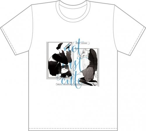 【グッズ-Tシャツ】可愛いだけじゃない式守さん Tシャツ