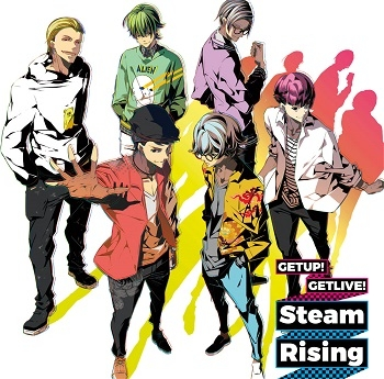 【ドラマCD】ドラマCD GET UP! GET LIVE! 「GETUP! GETLIVE! Steam Rising」