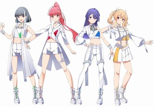 【キャラクターソング一括購入】IDOL舞SHOW関連CD3タイトル(通常盤)