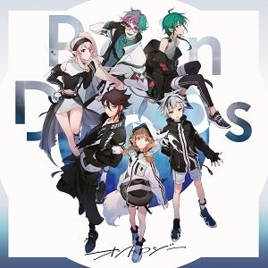 【アルバム】にじさんじ 「オントロジー」/Rain Drops 【通常盤】