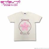 ラブライブ!サンシャイン!! ユニットロゴTシャツ AZALEA サイズL
