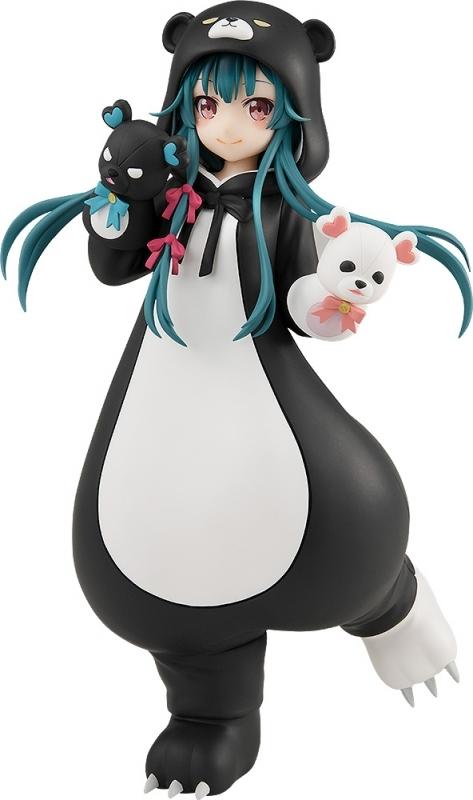 【フィギュア】くまクマ熊ベアー POP UP PARADE ユナ ABS&PVC 塗装済み完成品・ノンスケール【特価】