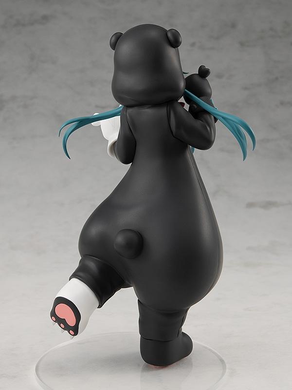 【フィギュア】くまクマ熊ベアー POP UP PARADE ユナ ABS&PVC 塗装済み完成品・ノンスケール【特価】 サブ画像3