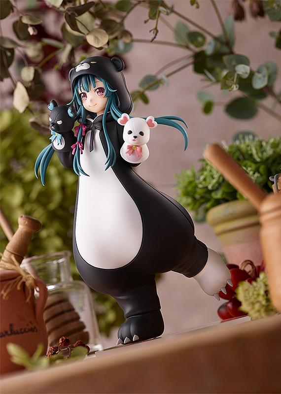 【フィギュア】くまクマ熊ベアー POP UP PARADE ユナ ABS&PVC 塗装済み完成品・ノンスケール【特価】 サブ画像7