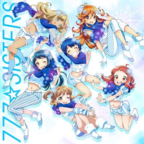 """【キャラクターソング】ゲーム Tokyo 7th シスターズ 777☆SISTERS/Snow in """" I love you """" 通常盤"""