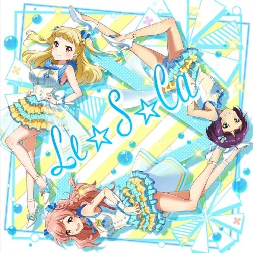 【キャラクターソング】ゲーム Tokyo 7th シスターズ Le☆S☆Ca/YELLOW 通常盤