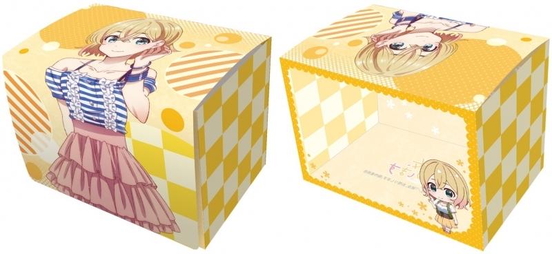 【グッズ-カードケース】彼女、お借りします キャラクターデッキケースMAX NEO 「七海 麻美」
