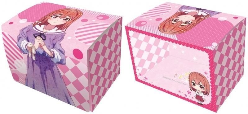 【グッズ-カードケース】彼女、お借りします キャラクターデッキケースMAX NEO 「桜沢 墨」