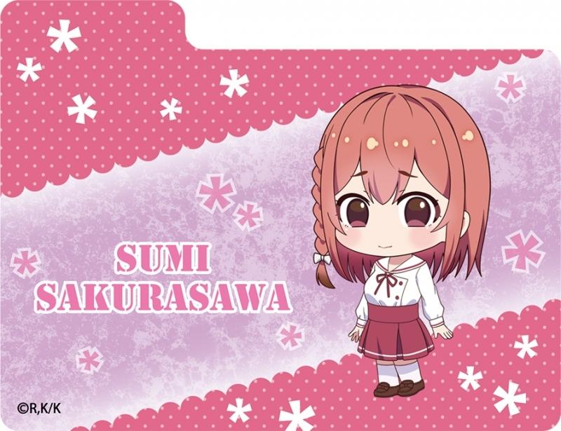 【グッズ-カードケース】彼女、お借りします キャラクターデッキケースMAX NEO 「桜沢 墨」 サブ画像3