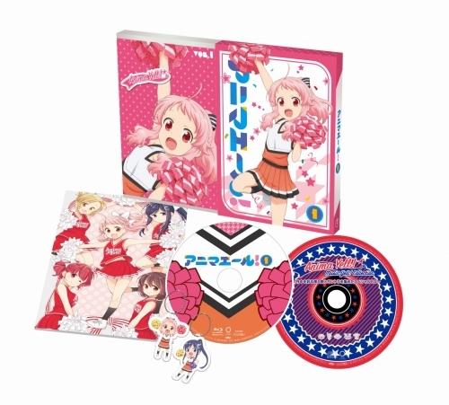 【DVD】TV アニマエール! DVD Vol.1