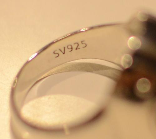 【グッズ-指輪】ゆるキャン△リンのヘルメット型シルバーリング 【ゲーマーズ先行】 サブ画像4