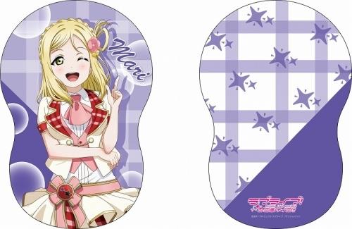 【グッズ-クッション】ラブライブ!スクールアイドルフェスティバルALL STARS ダイカットクッション 小原鞠莉