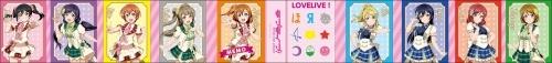 【グッズ-メモ帳】ラブライブ!スクールアイドルフェスティバルALL STARS 10連パタパタメモ A μ's サブ画像3