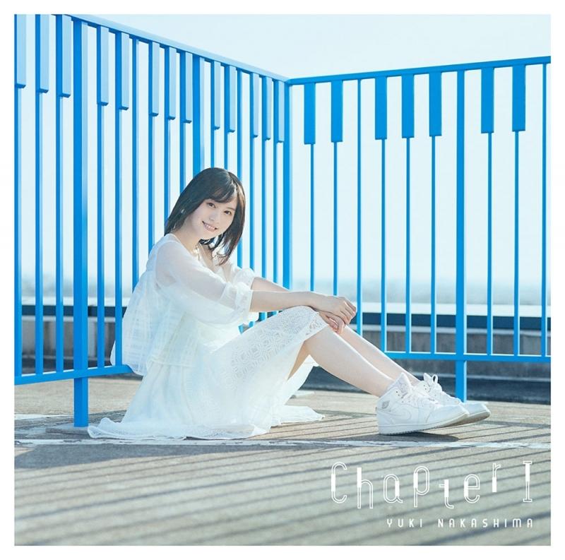 【アルバム】「Chapter I」 / 中島由貴 初回限定盤