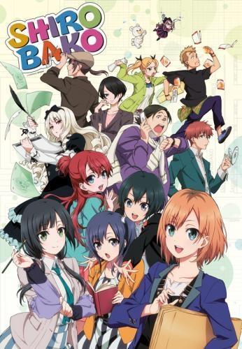 【Blu-ray一括購入】TV SHIROBAKO