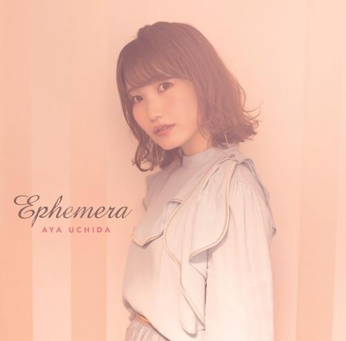 【アルバム】4th Album「Ephemera」/内田彩 【初回限定盤】CD+BD