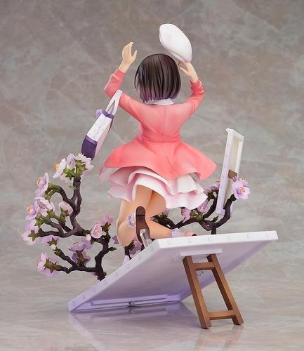 【フィギュア】冴えない彼女の育てかた Fine 加藤恵 出会いの服Ver. 1/7スケール ABS&PVC 塗装済み完成品【特価】 サブ画像5