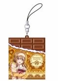 ラブライブ!サンシャイン!! チョコ型ラバーストラップ 国木田花丸