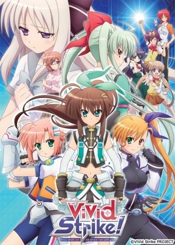 【Blu-ray】TV ViVid Strike! Vol.4