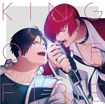 【アルバム】アプリ THE KING OF FIGHTERS for GIRLS バトルソングアルバム「KING OF FIRE」 【通常盤】
