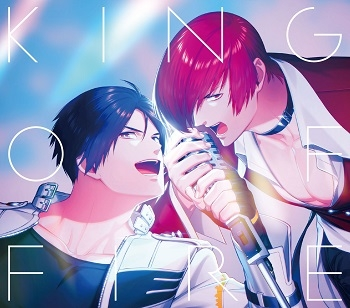 【アルバム】アプリ THE KING OF FIGHTERS for GIRLS バトルソングアルバム「KING OF FIRE」 【初回限定盤】