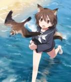 TV ブレイブウィッチーズ 6 アニメイト・ゲーマーズ限定版