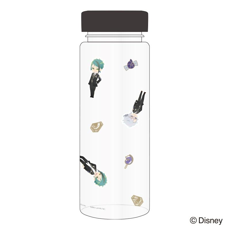 【グッズ-タンブラー・グラス】ディズニーツイステッドワンダーランド クリアボトル オクタヴィネル サブ画像2