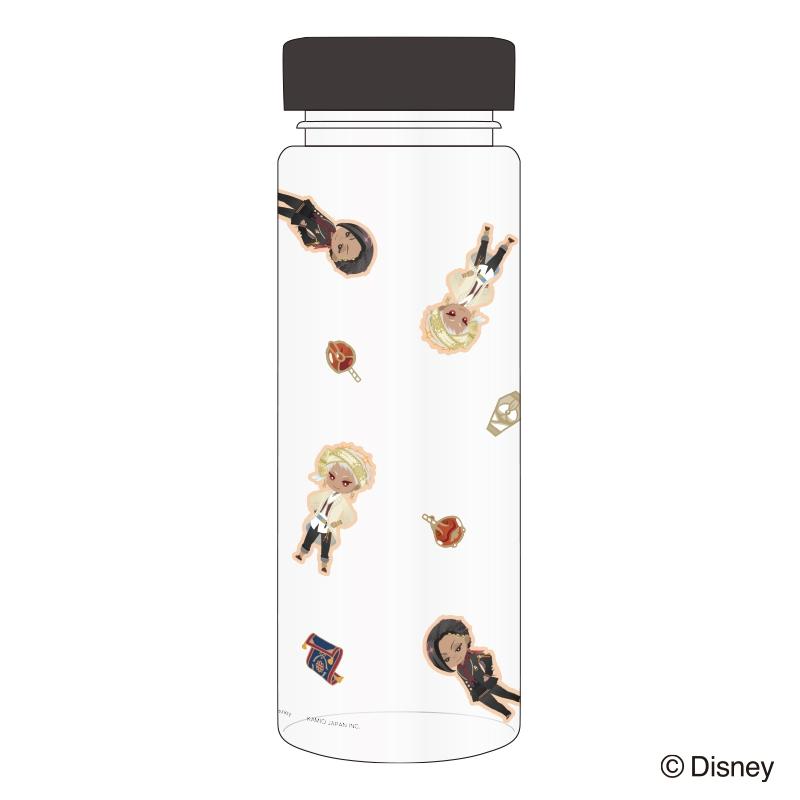 【グッズ-タンブラー・グラス】ディズニーツイステッドワンダーランド クリアボトル スカラビア サブ画像2