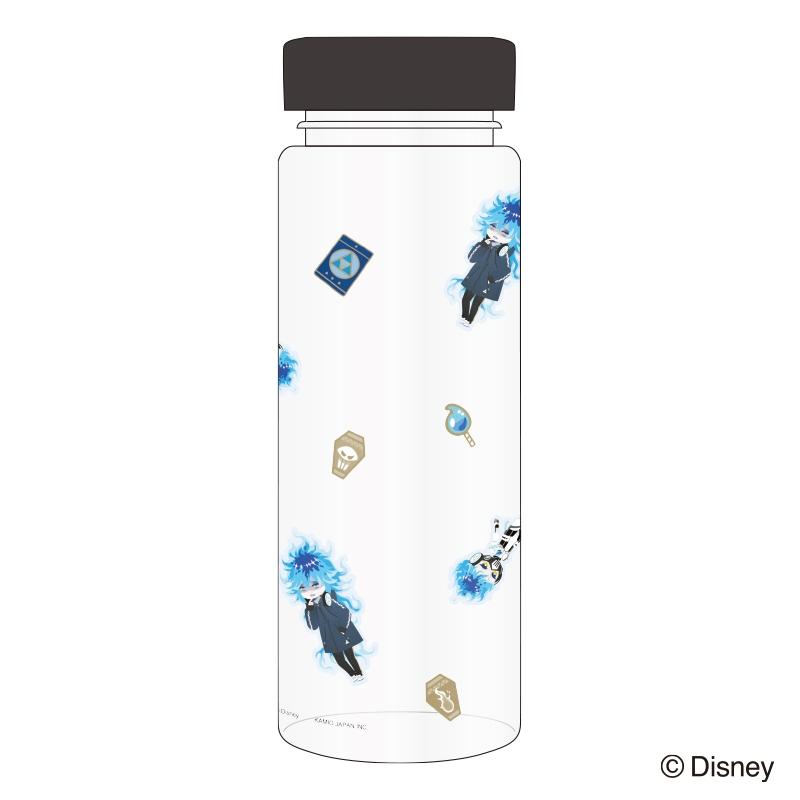 【グッズ-タンブラー・グラス】ディズニーツイステッドワンダーランド クリアボトル イグニハイド サブ画像2