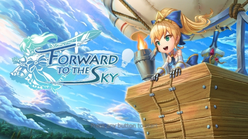 【NS】フォワード・トゥ・ザ・スカイ Forward To The Sky 特装版 サブ画像2