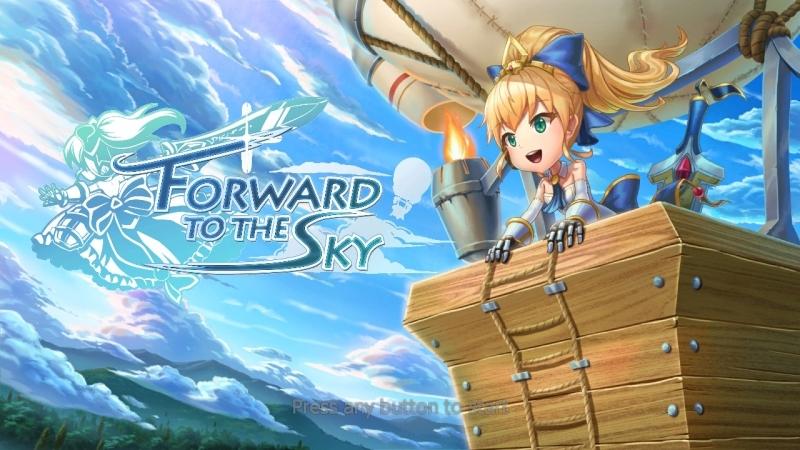 【NS】フォワード・トゥ・ザ・スカイ Forward To The Sky サブ画像2