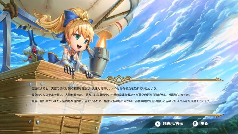 【NS】フォワード・トゥ・ザ・スカイ Forward To The Sky サブ画像9