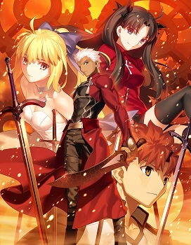 【Blu-ray】TV Fate/stay night [Unlimited Blade Works] Blu-ray Disc Box Standard Edition 【通常盤】