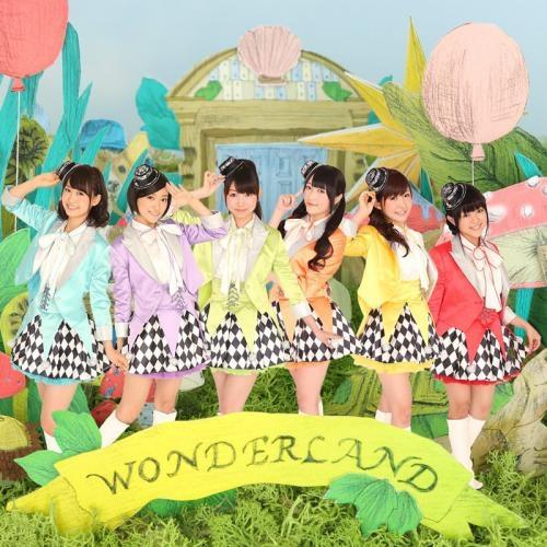 【マキシシングル】i☆Ris/WONDERLAND TYPE-A
