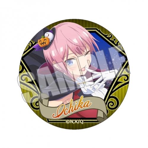 【グッズ-バッチ】五等分の花嫁  ハロウィン 描き下ろしブラインド缶バッジ (ブラインド) サブ画像2