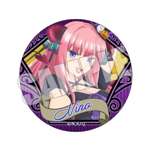 【グッズ-バッチ】五等分の花嫁  ハロウィン 描き下ろしブラインド缶バッジ (ブラインド) サブ画像3