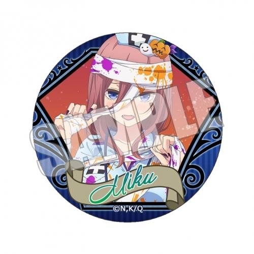 【グッズ-バッチ】五等分の花嫁  ハロウィン 描き下ろしブラインド缶バッジ (ブラインド) サブ画像4