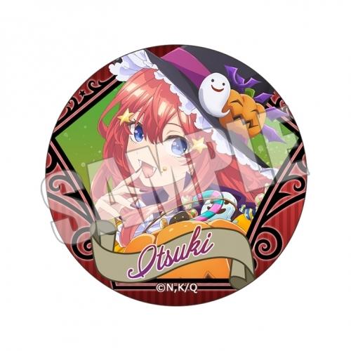 【グッズ-バッチ】五等分の花嫁  ハロウィン 描き下ろしブラインド缶バッジ (ブラインド) サブ画像6