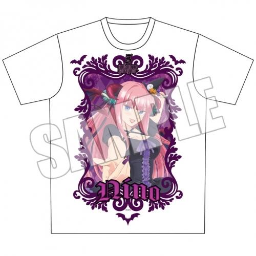 【グッズ-Tシャツ】五等分の花嫁  ハロウィン 描き下ろしフルカラーTシャツ <二乃>