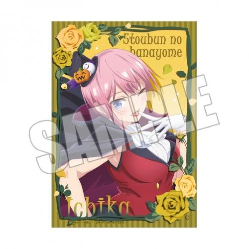 【グッズ-スタンドポップ】五等分の花嫁  ハロウィン 描き下ろしアクリルフォトプレート<一花>
