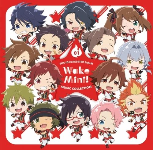 【マキシシングル】THE IDOLM@STER SideM WakeMini! MUSIC COLLECTION 01 フィジカル Ver.