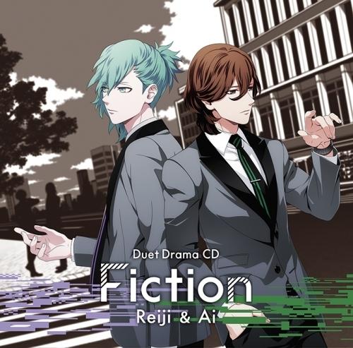 【ドラマCD】うたの☆プリンスさまっ♪デュエットドラマCD「Fiction」嶺二&藍【通常盤】