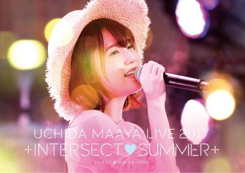【DVD】内田真礼 UCHIDA MAAYA LIVE 2017「+INTERSECT♥SUMMER+」