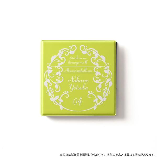 【グッズ-セット商品】五等分の花嫁∬ メモリアルアルバム 四葉 サブ画像3