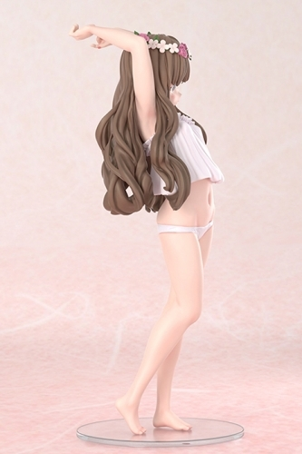 【フィギュア】jimmy 「花と女の子」 1/6スケール PMMA&PU 塗装済み完成品フィギュア サブ画像8