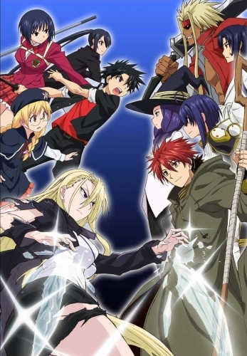 【Blu-ray】TV UQ HOLDER!~魔法先生ネギま!2~ Blu-ray BOX