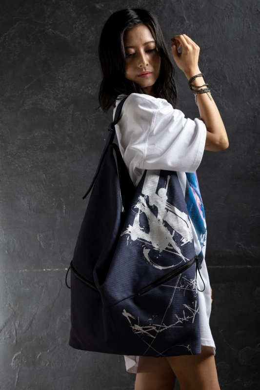 "【グッズ-バッグ】ファンキル ""threshold"" LIMITED RUCK SACK 「THE SIX TIES」by MASATO KIMURA サブ画像4"